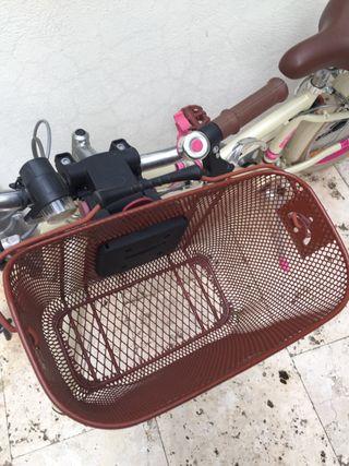 Bicicleta para niñas de 8/11
