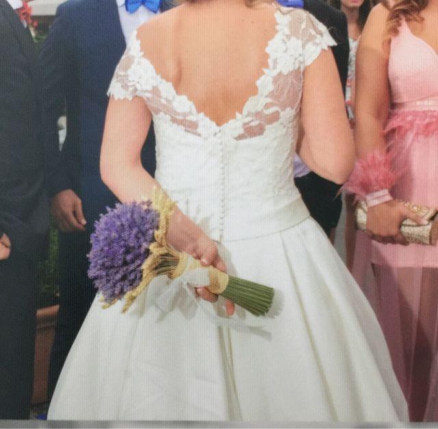 f59b8f42d Vestido novia rosa clara 2018 dallas de segunda mano en Ugao ...