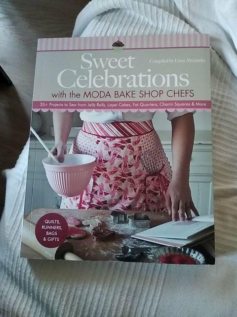 Libro Patchwork Sweet Celebrations