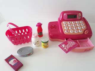 Caja registradora Barbie