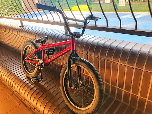 Bicicleta BMX FreeStyle Ruption Newboy 18