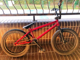 Bicicleta BMX FreeStyle Ruption Newboy 18