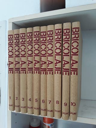 Libros Bricolaje