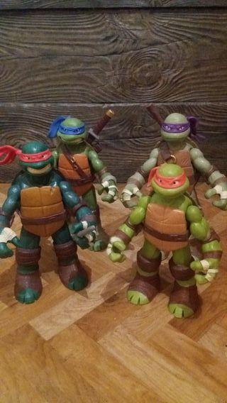 Figuras Tortugas Ninja grandes