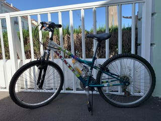 Bicicleta montaña Monty