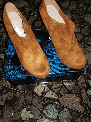 831a279defd Zapatos para mujer de segunda mano en Jaén en WALLAPOP