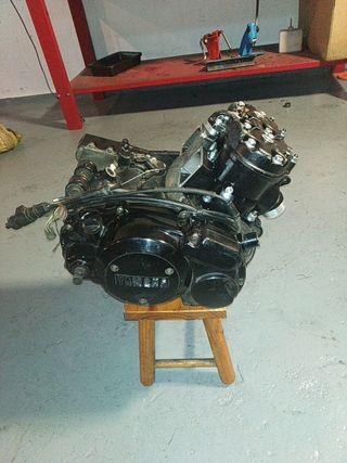 motor yamaha banshee 31k en rodaje