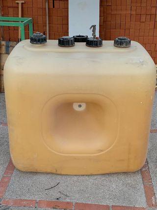 Bidón 500l de gas-oil