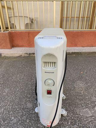 Radiador aceite bajo consumo 7 elementos