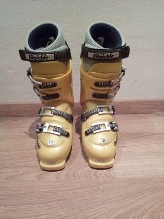 Botas esquí Raichle