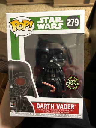 Funko Pop Darth Vader GTD Chase