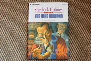 "Libro en inglés de nivel 1. ""Sherlock Holmes"""