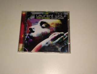 Laurent Wolf - Wash my world, Deluxe edition