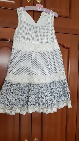 vestido niña talla 9-10