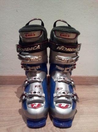 Botas esquí Nordica