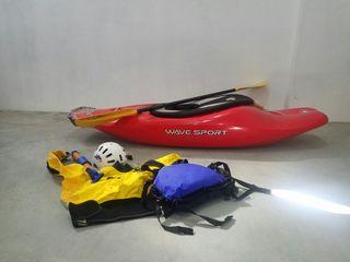 kayak y accesorios