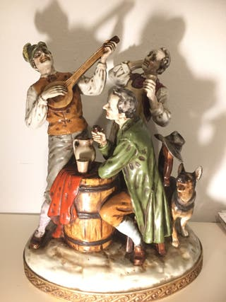 Porcelana Made in Spain