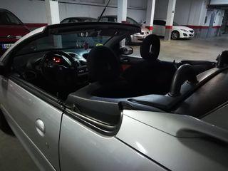 Peugeot 206 cabrio perfecto