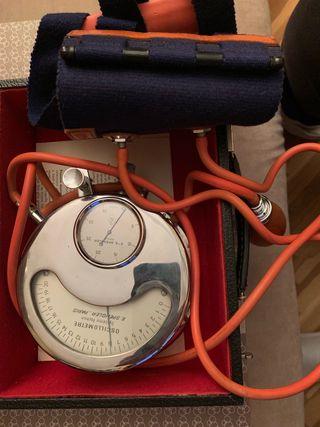 Medidor de presión arterial Oscillometre