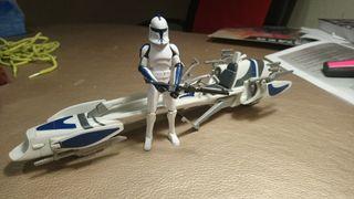 STAR WARS Speeder de la República