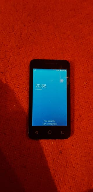 Movil smartphone Alcatel onetouch pixi 3 4,5 ""