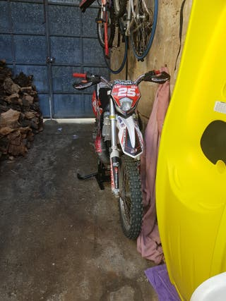 gas gas 250 cc enduro