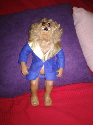 muñeco bootleg the beauty and the beast