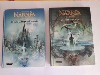 Las crónicas de Narnia.