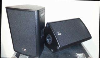 Vendo pareja de altavoces ld systems
