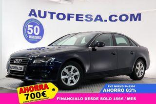 Audi A4 2.0 TDI 143cv 4p Multitronic DPF