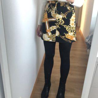 Falda Denim STRADIVARIUS Mas ropa en mi perfil!