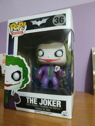 Pop! heroes - The Joker