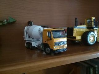 joal camion hormigonera volvo fh escala