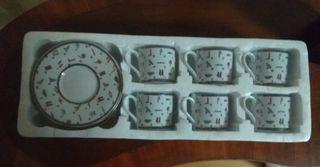 Juego de café de Egipto