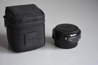 Sigma TC-1401 1.4x Teleconversor para Nikon