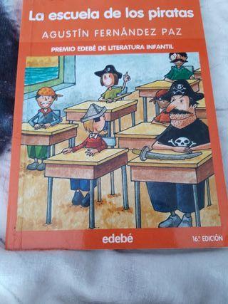 La escuela de los piratas, edebé