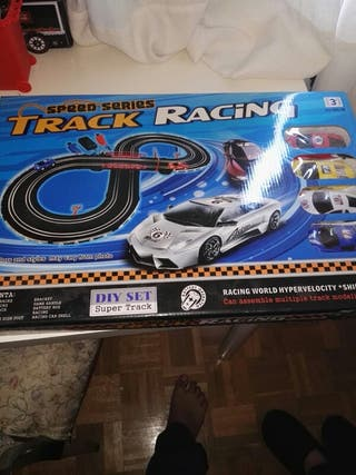 SPEED SERIES TRACK RANCING