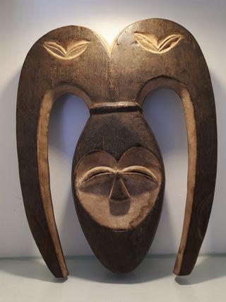 Máscara africana de Gabón
