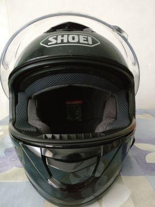 Shoei GT-AIR con intercom.