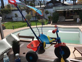 Triciclo de niño