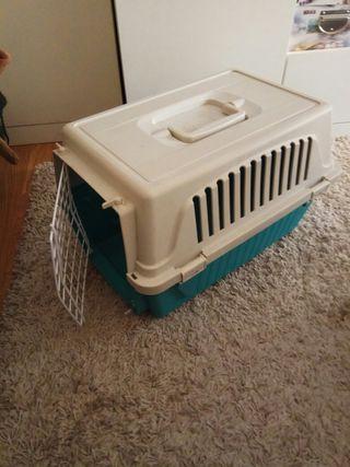 Transporting para mascotas pequeñas