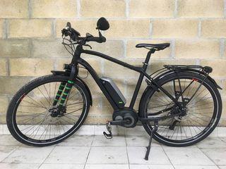 """Bicicleta eléctrica ORBEA KERAM Asphalt 10 28"""""""