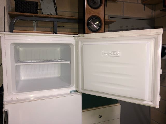 Frigorífico congelador Daewoo