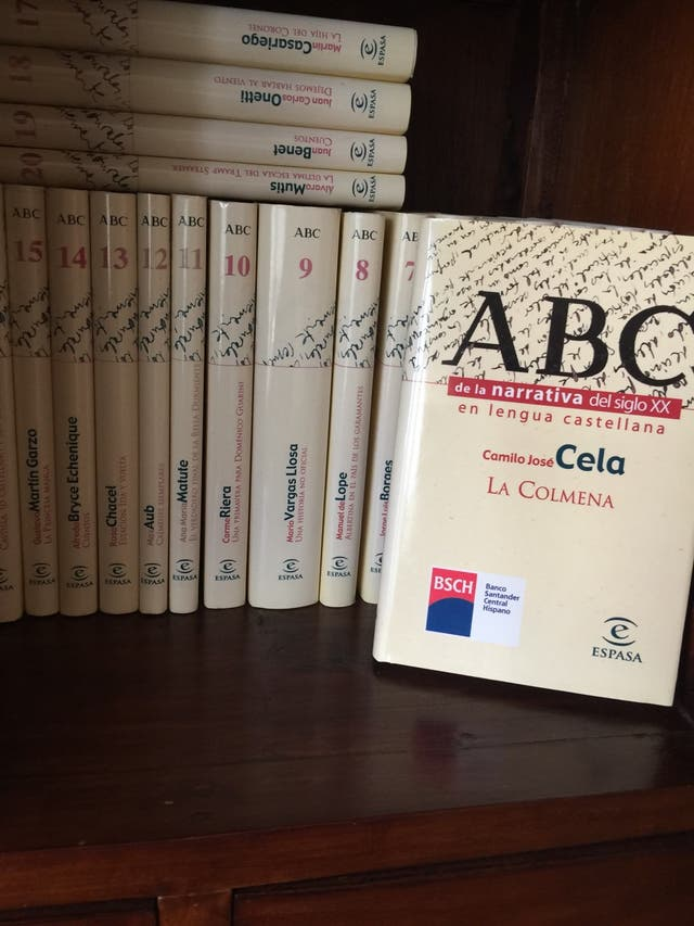 Colección de 20 libros