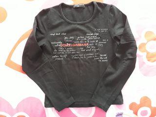 Camiseta dolce gabbana