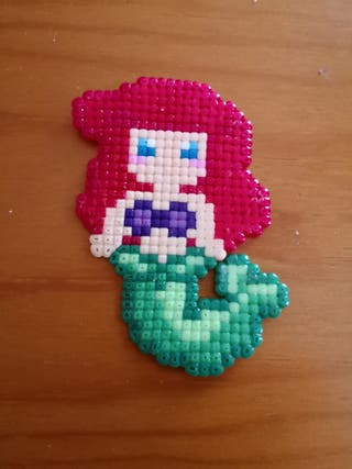 Ariel Hama Beads