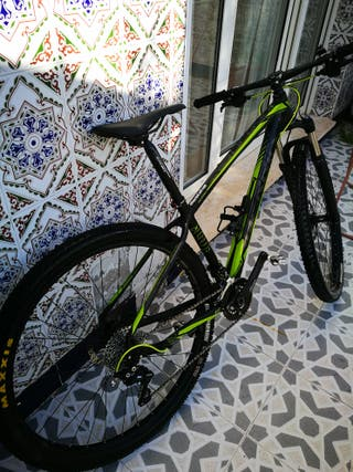 Bicicleta Berria Adventure 7 XT