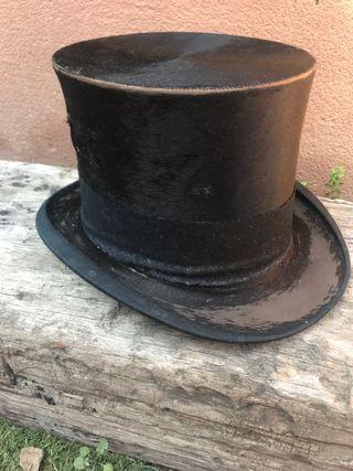3f4ea14beb86a Sombrero de copa de segunda mano en la provincia de Barcelona en ...
