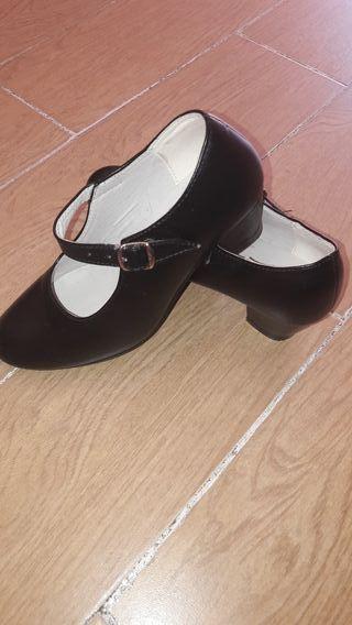 zapatos de jitana
