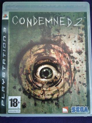 Condemned 2 para PS3